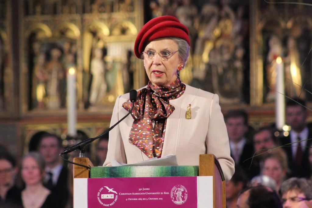 Ihre Königliche Hoheit Prinzessin Benedikte zu Dänemark - Foto: Sven Christian Seele
