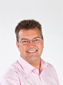 Lars Harms, Vorsitzender des SSW im Landtag