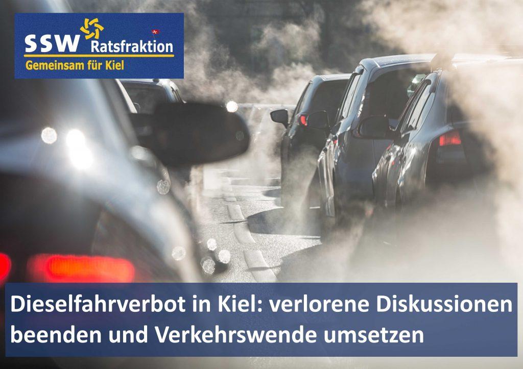 Dieselfahrverbot Kiel